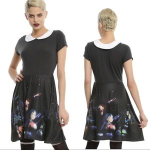 Hot Topic Studio Ghibli Howl's Moving Castle Dress